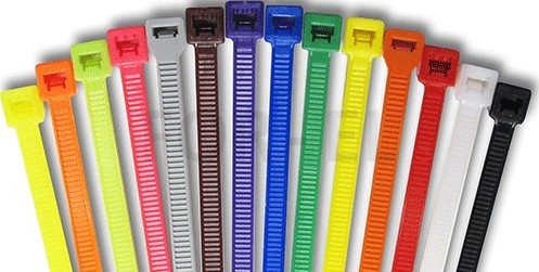 Color cable ties